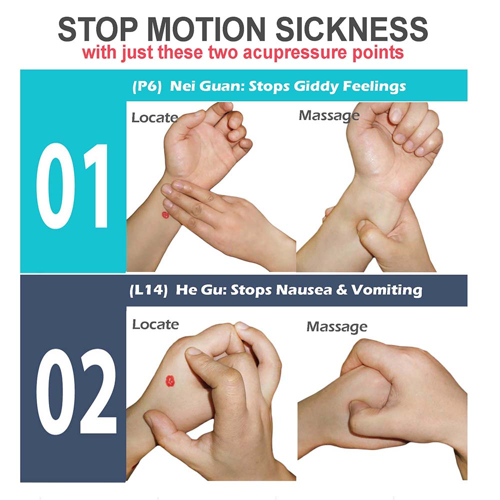 Immediate Relief for Motion Sickness with Acupressure ...